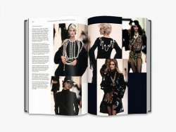 Coffe Table Book - Chanel Catwalk