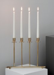 Ljusstake, Alto Hilke Collection