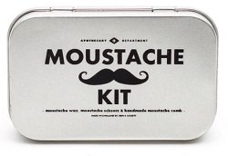 Moustache - Grooming Kit