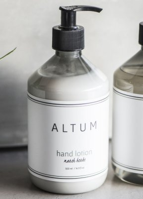 Handlotion, Altum Marsh Herbs 500 ml