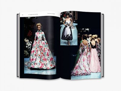 Coffee Table Book, Dior Catwalk